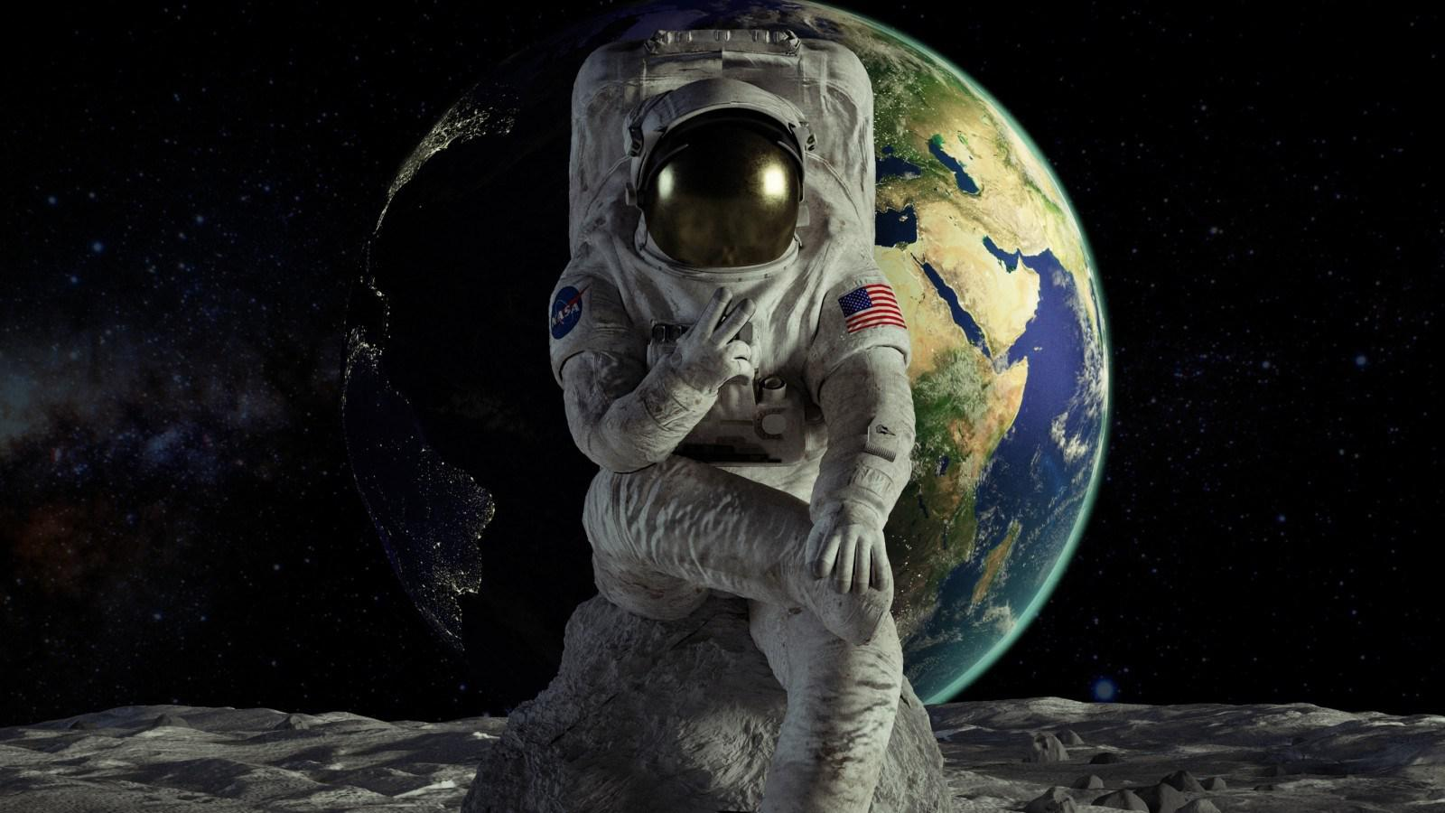 Astronaut Wallpapers HD