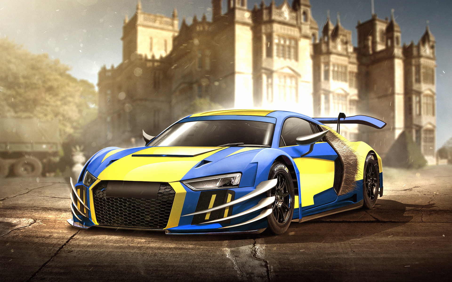 Audi R HD Desktop Wallpapers  wallpapers Free Audi R Wallpapers Wide « Long Wallpapers 1920x1200