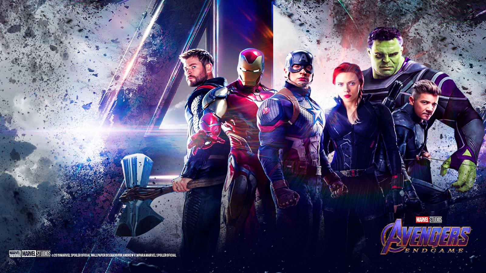 Best Avengers Endgame Avengers Wallpapers For Desktop And Mobile