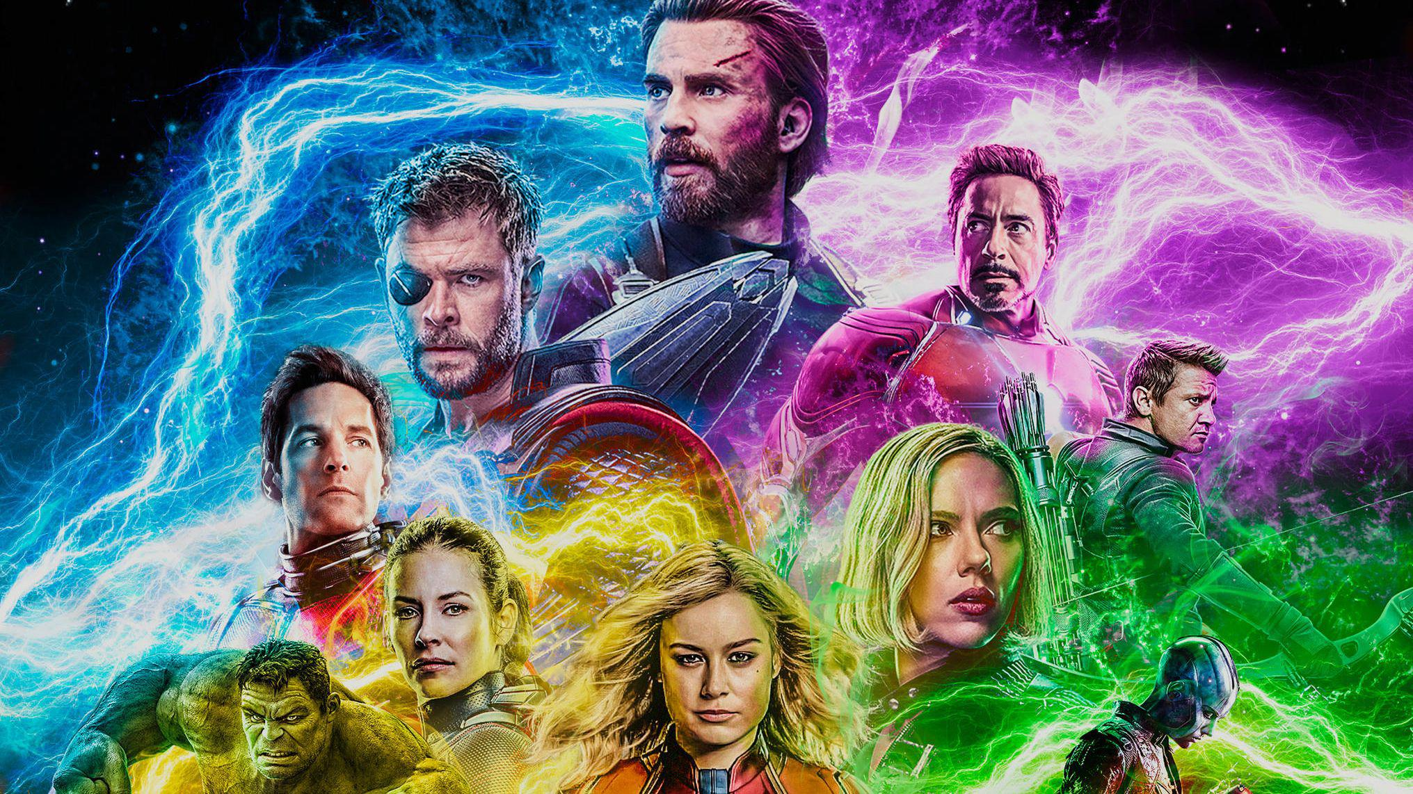 K HDR Avengers Endgame Wallpapers You Need to Make Your Desktop