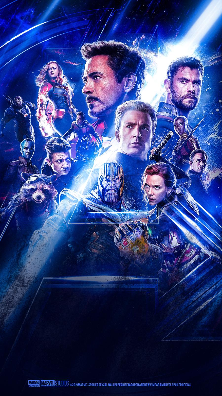 Avengers Endgame Wallpapers