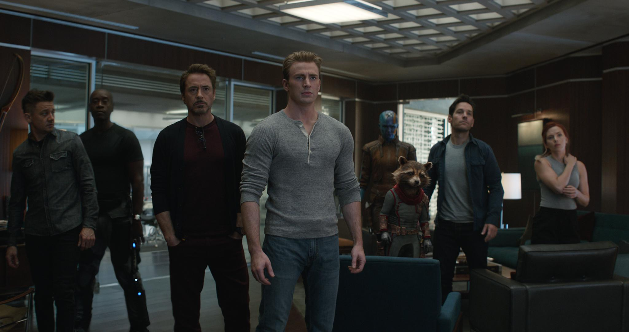 Avengers Endgame Leaked Photos Download Hindi Business