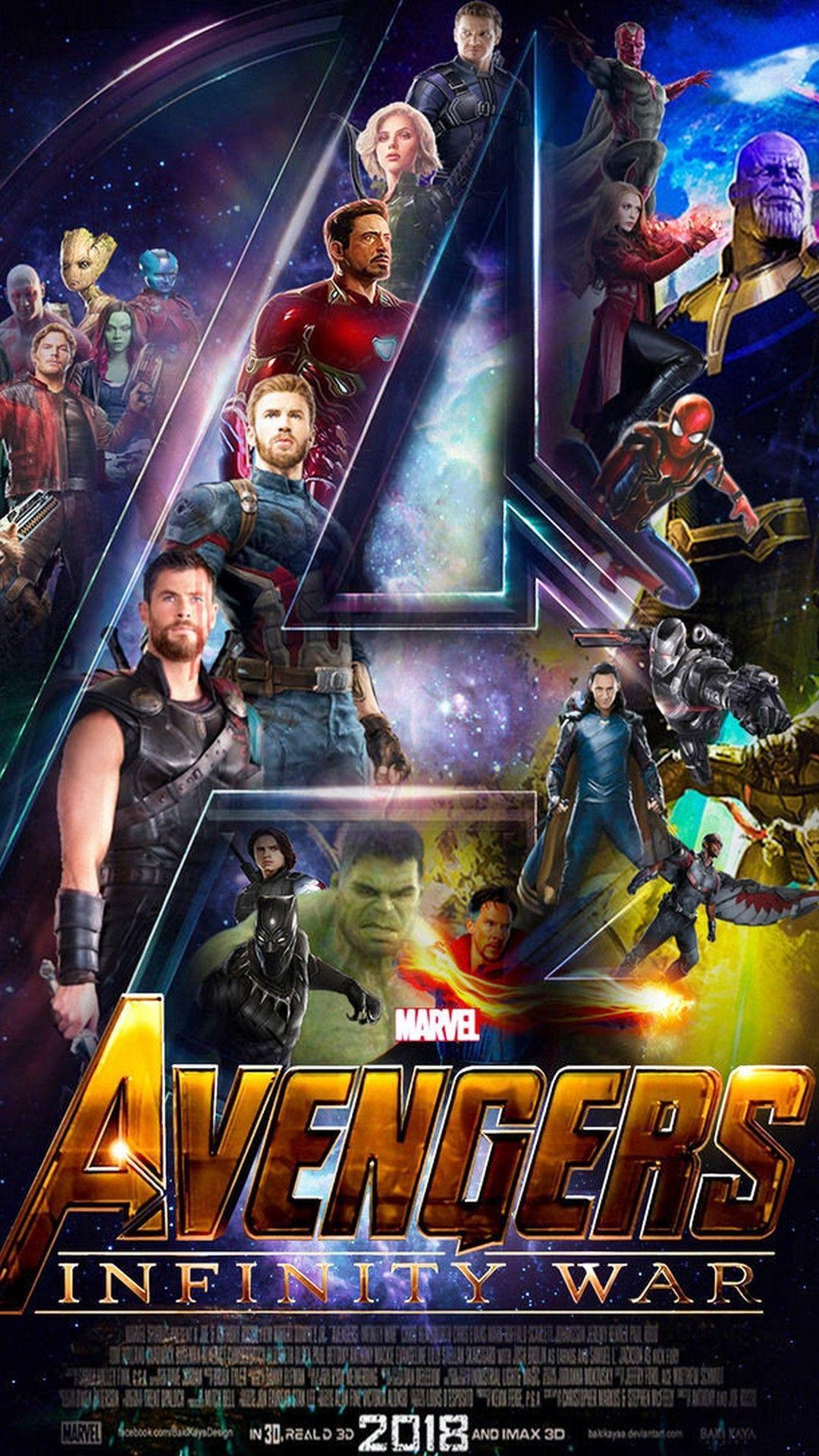Ultimate Avengers Infinity War Wallpaper In K By Boomart On