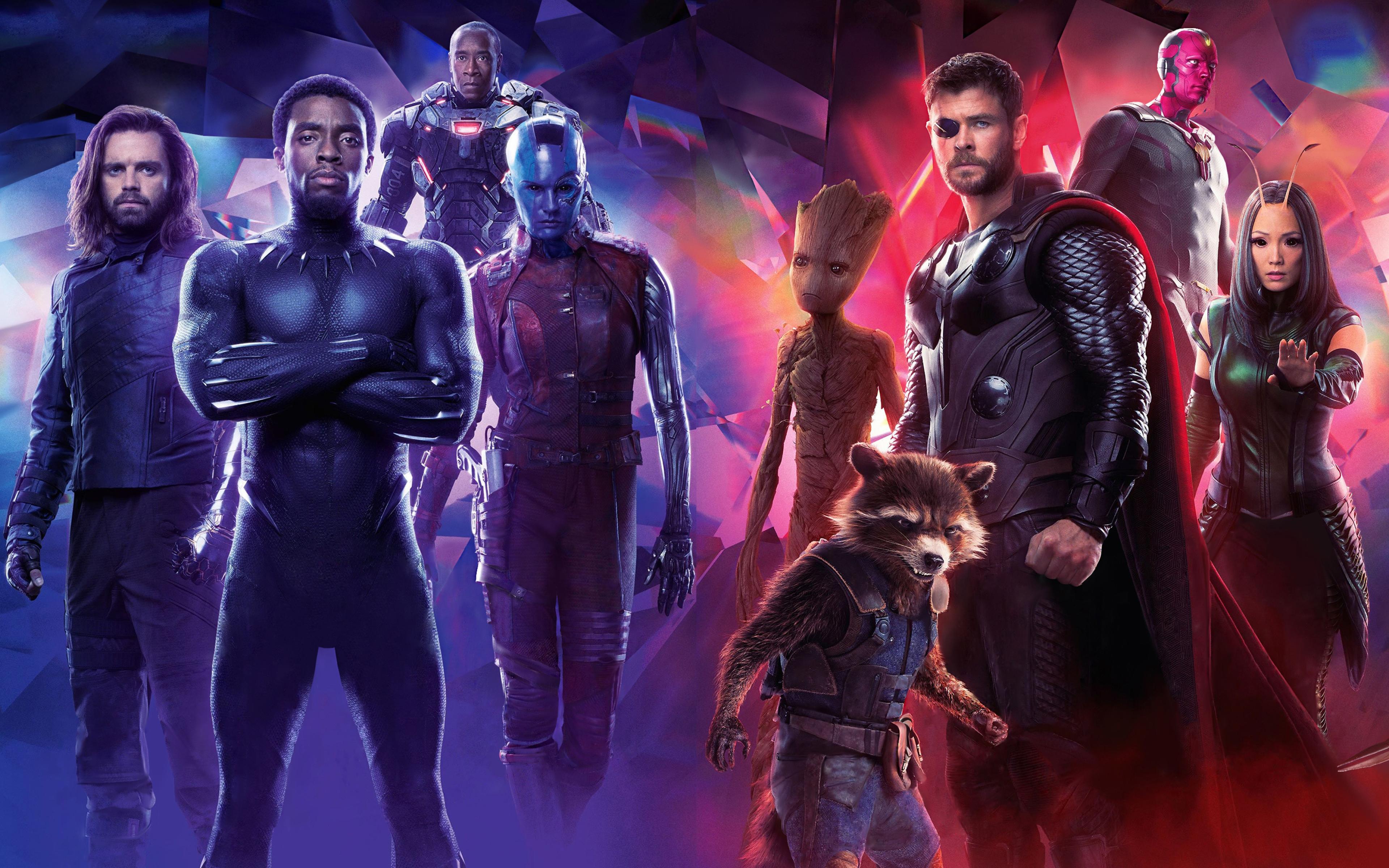 Avengers Infinity War Wallpaper Hd Wallpaper Wallpaper