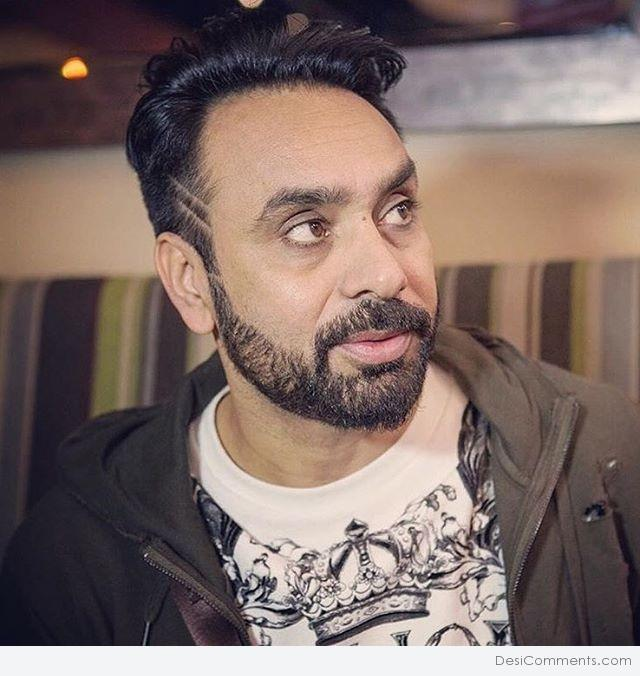 Sai advertising Digital HD Printed Singer Babbu Maan rh