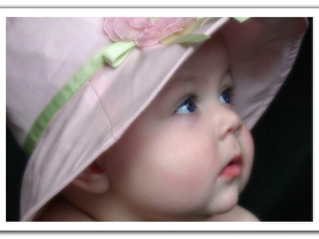 Beautiful Babies Wallpapers Wallpaper 1024x768