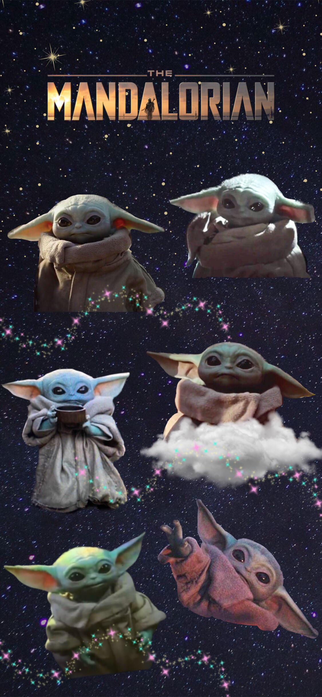 Baby Yoda The Mandalorian Wallpaper K Ultra Hd