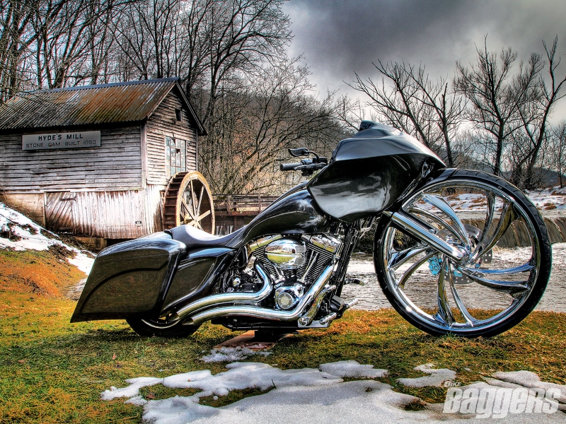 Best images about Baggers on Pinterest  Street glide, Bagger 800x600