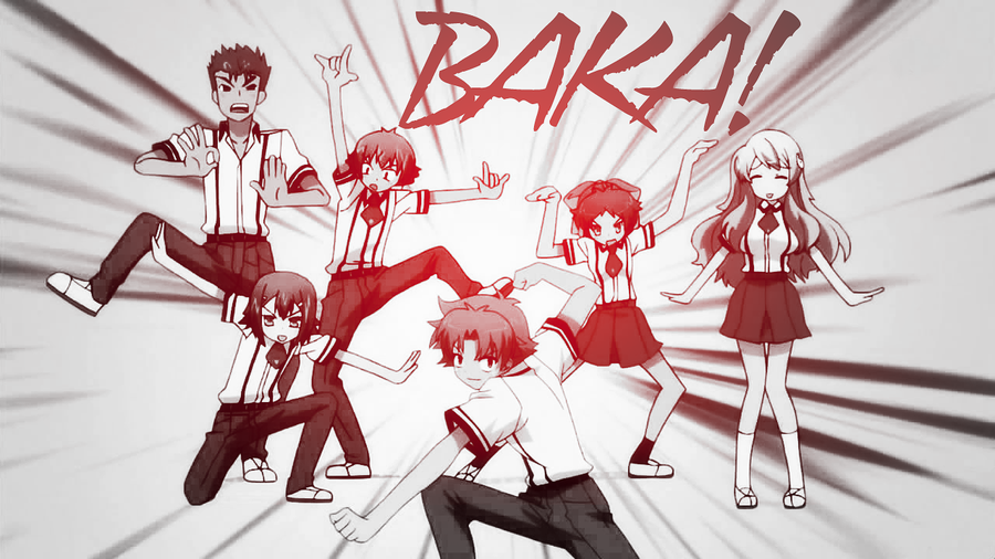 Baka to Test to Shoukanjuu wallpaper  WallpaperUP 900x506
