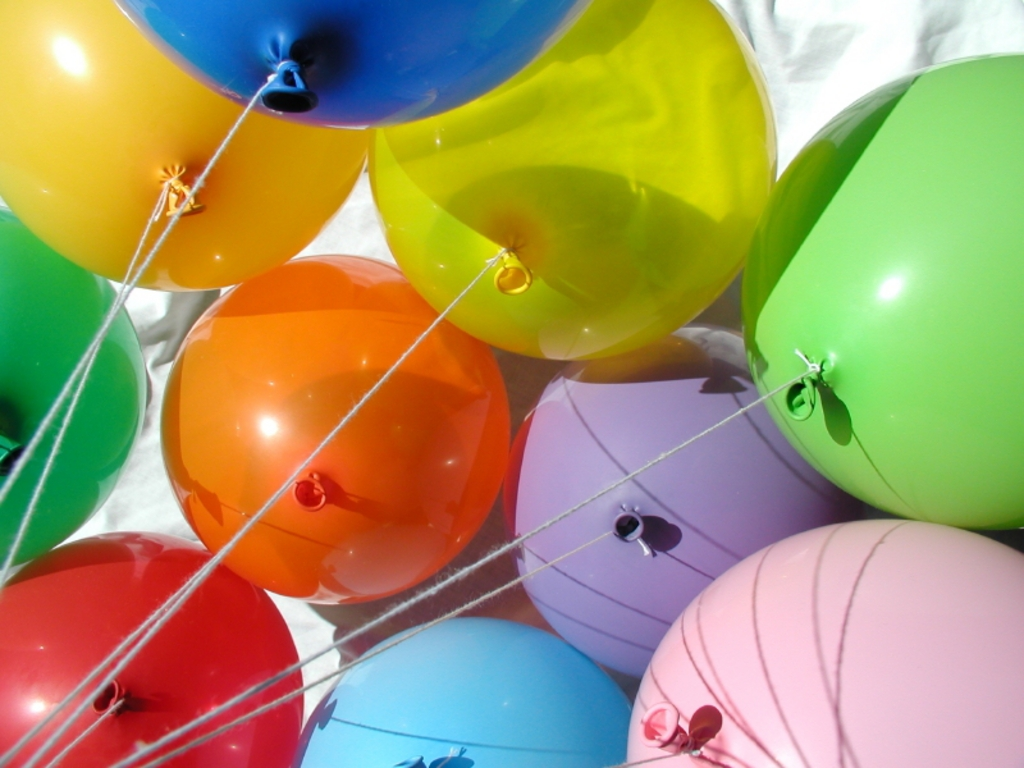 Balloons Wallpapers 1024x768