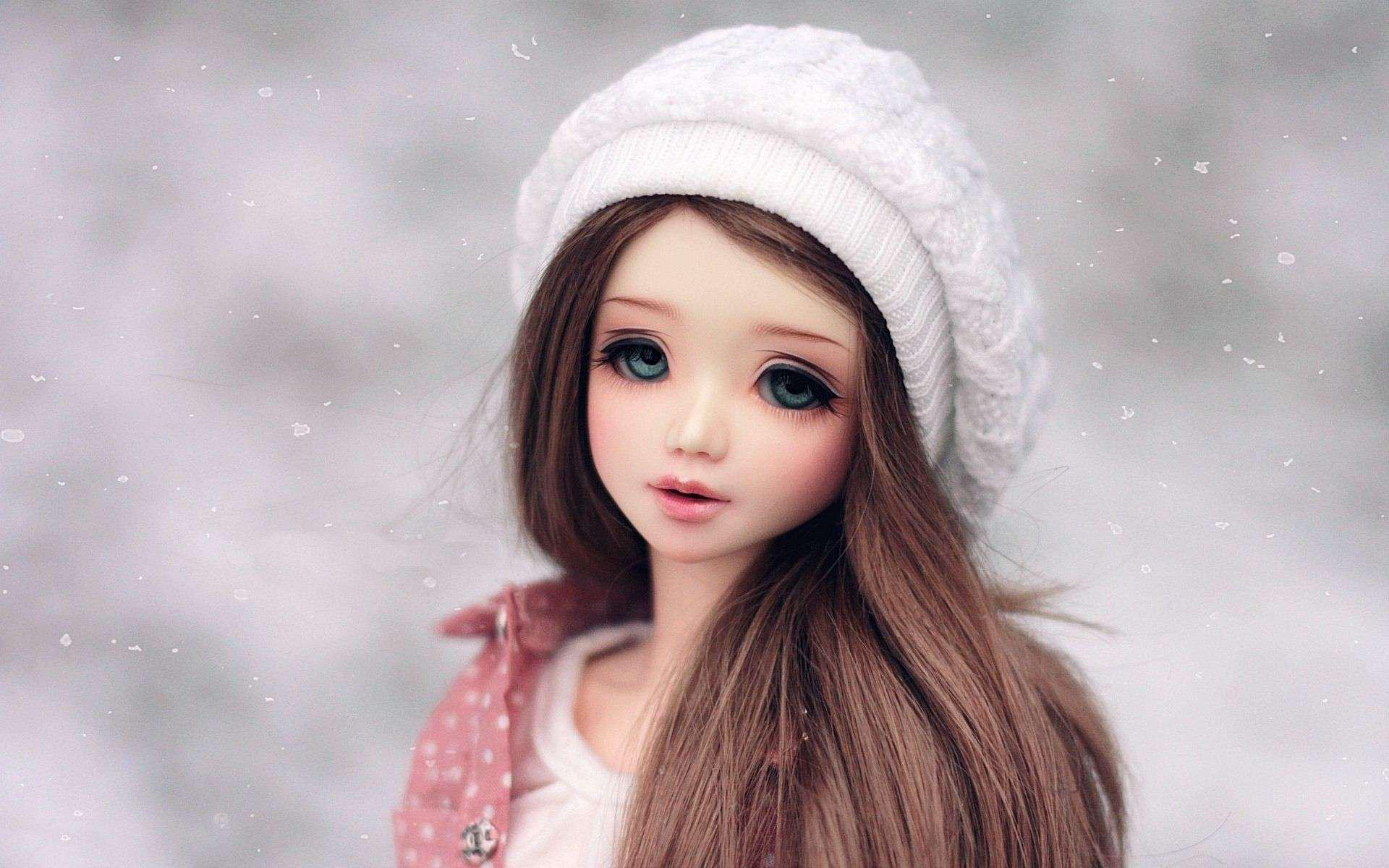 Baby Doll Wallpapers For Mobile Phones Cute Barbie Doll Wallpapers