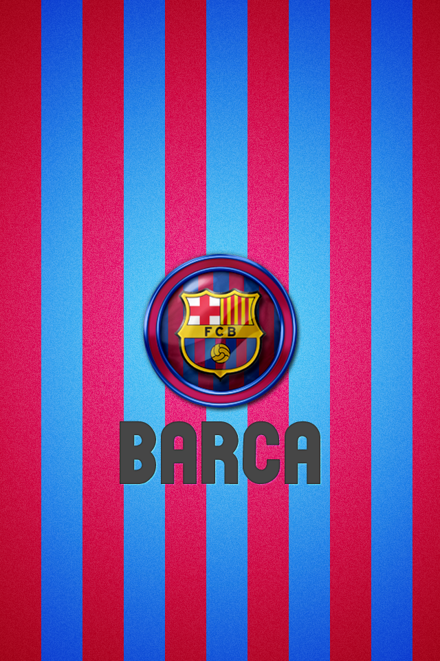 Barcelona Football Club Wallpaper HD 640x960