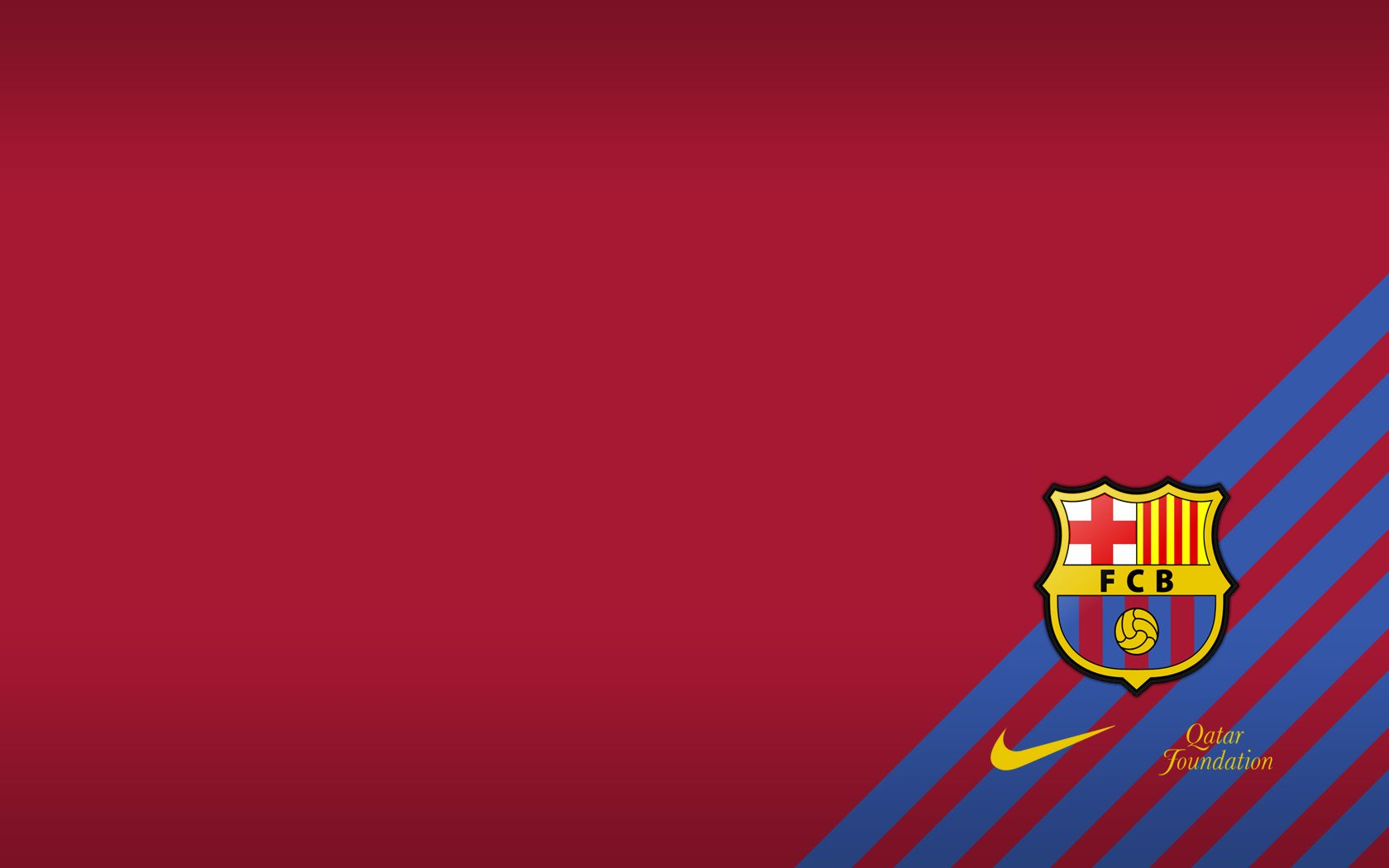 Fc Barcelona Logo Wallpapers Wallpaper 1680x1050