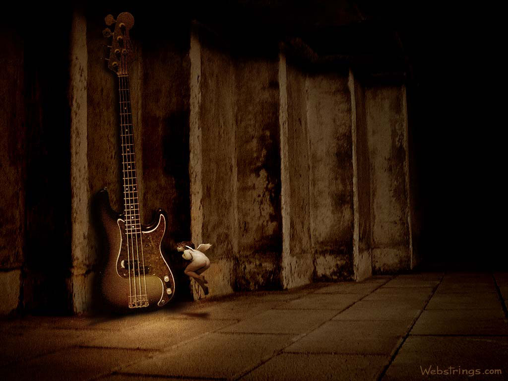 Best free online video lessons for bass guitar  Bass wallpapers 1024x768