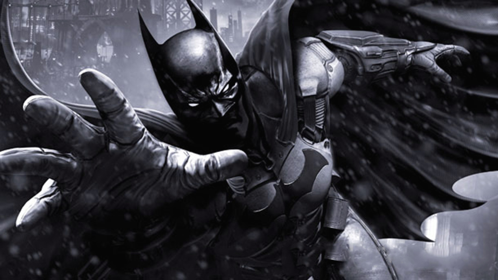 Batman Arkham Origins Wallpapers Page  1600x900
