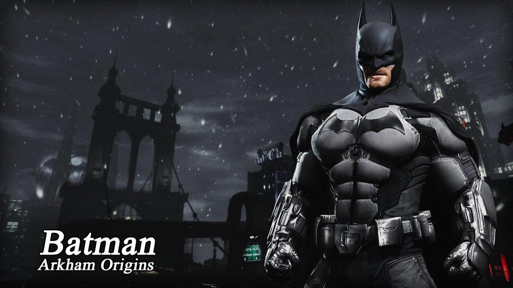 Batman Arkham Origins Desktop Wallpapers HD Pics 1024x576