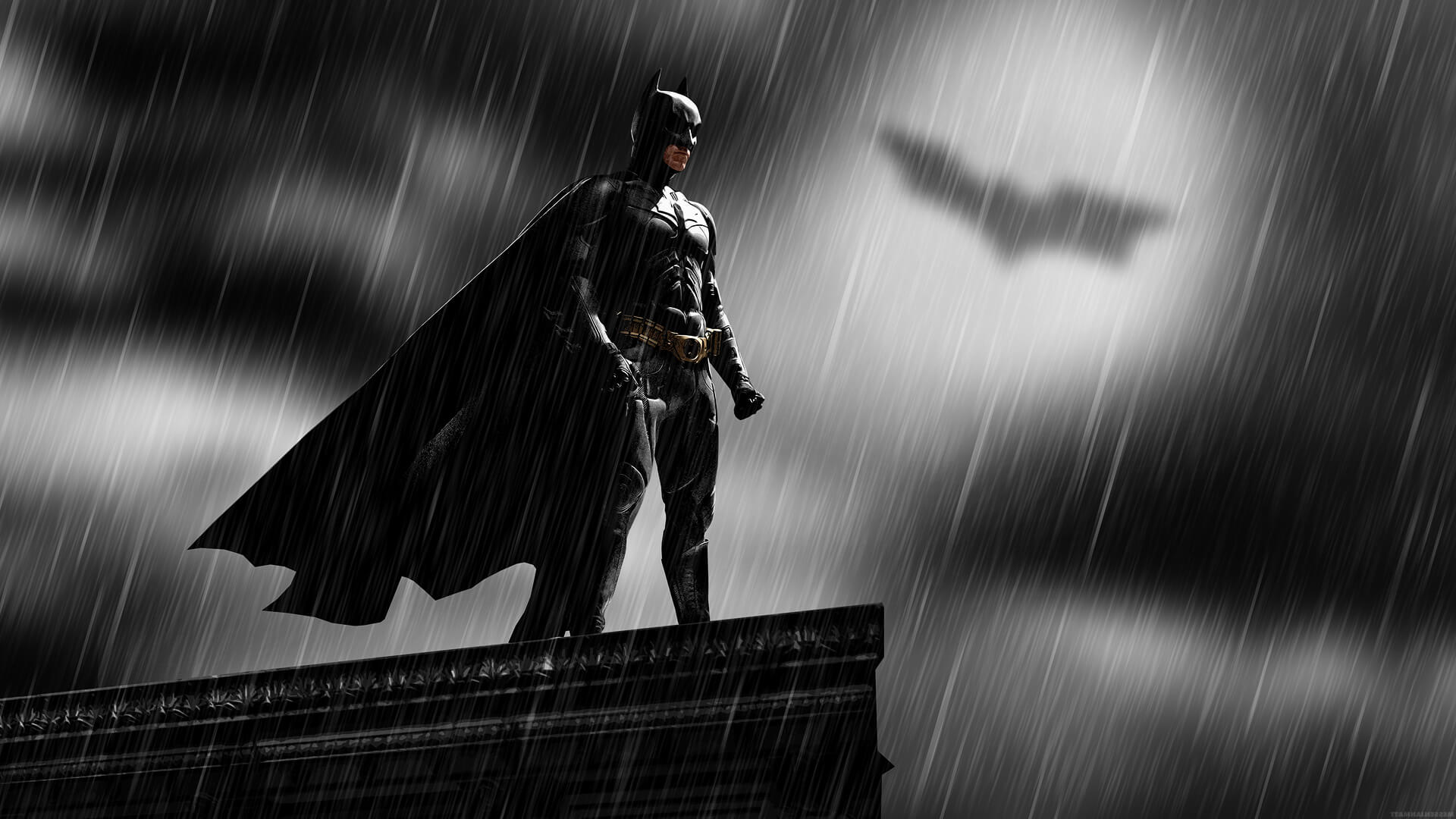Batman Desktop Backgrounds Group  1920x1080