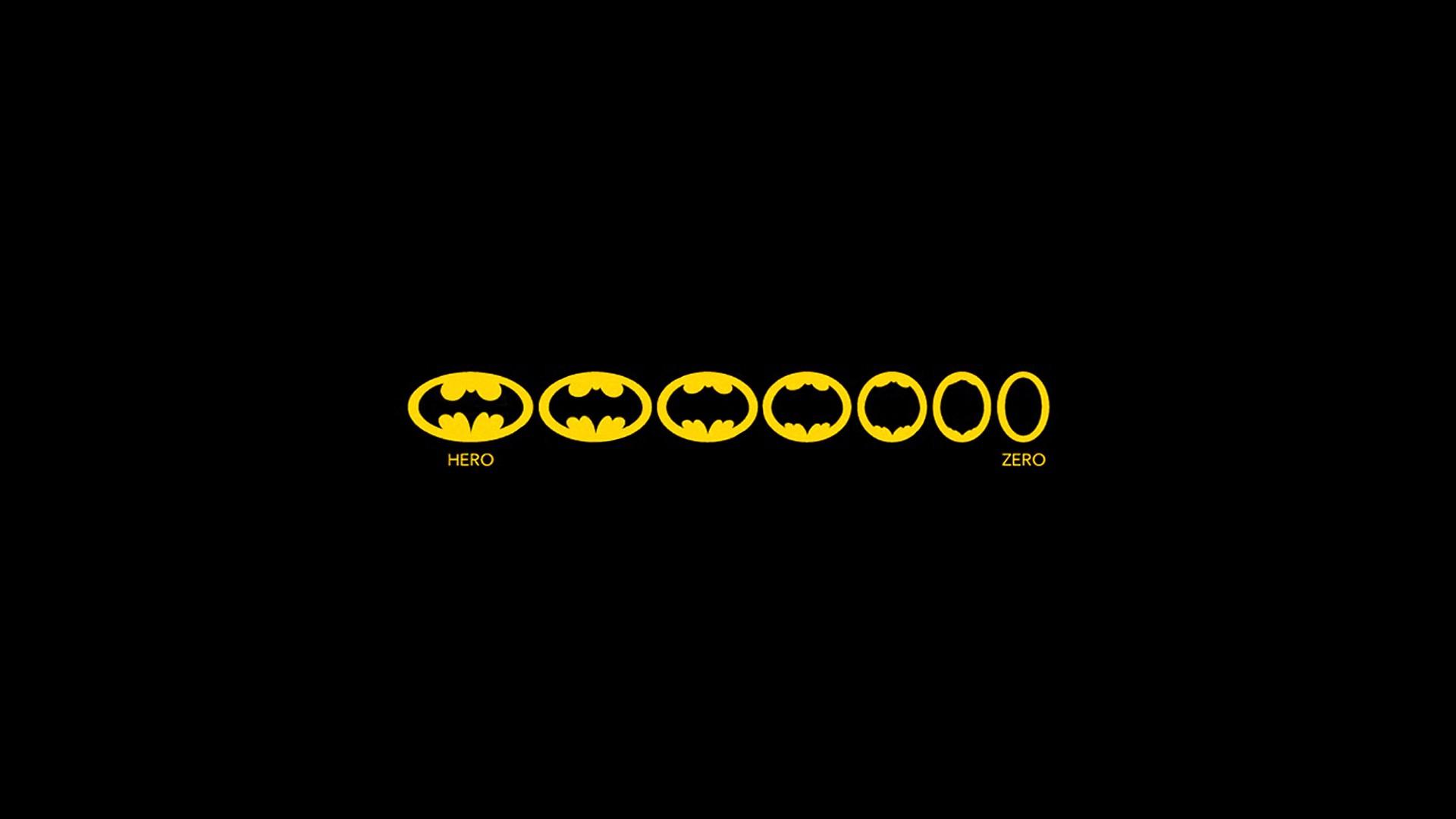 Batman Logo Wallpapers Wallpaper 1920x1080
