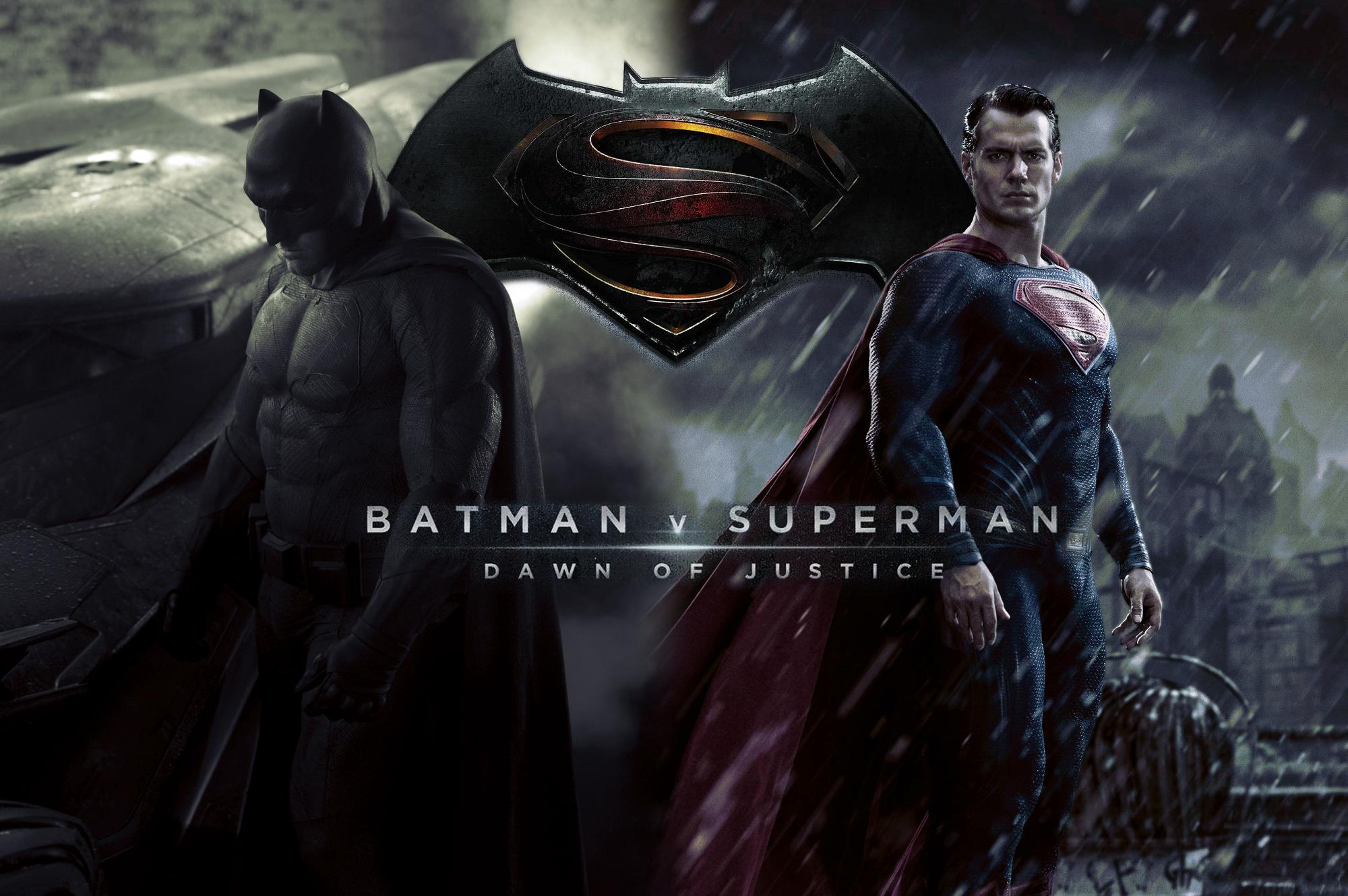Batman And Superman Wallpaper Background HD Download Free 2000x1330