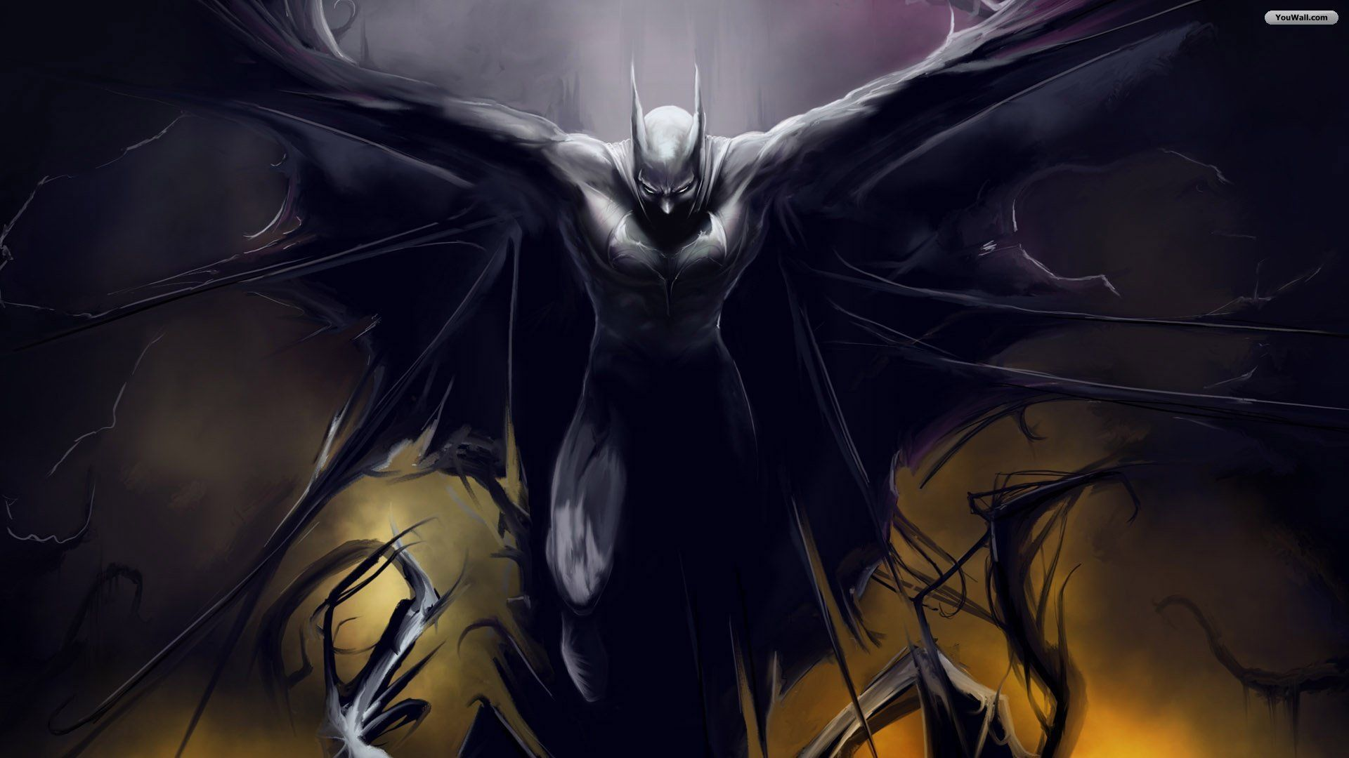 Batman The Animated Series HD Wallpapers Backgrounds 1920x1080