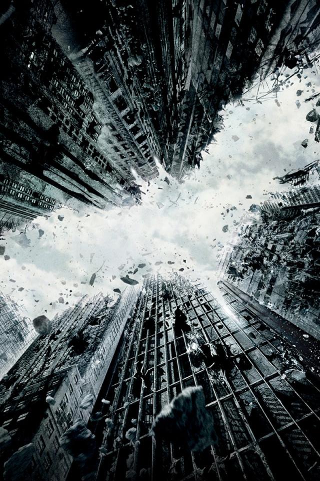 Batman HD Wallpaper For IPhone 640x960