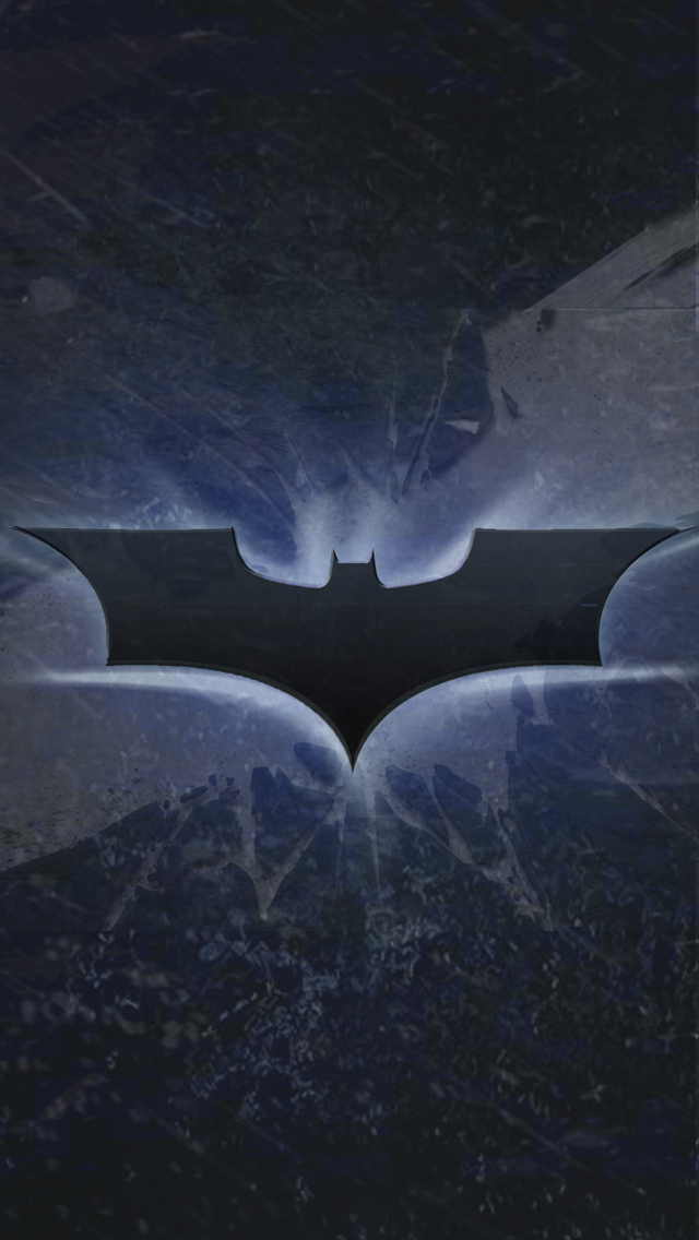 Batman Logo IPhone Wallpapers HD Pop 640x1136