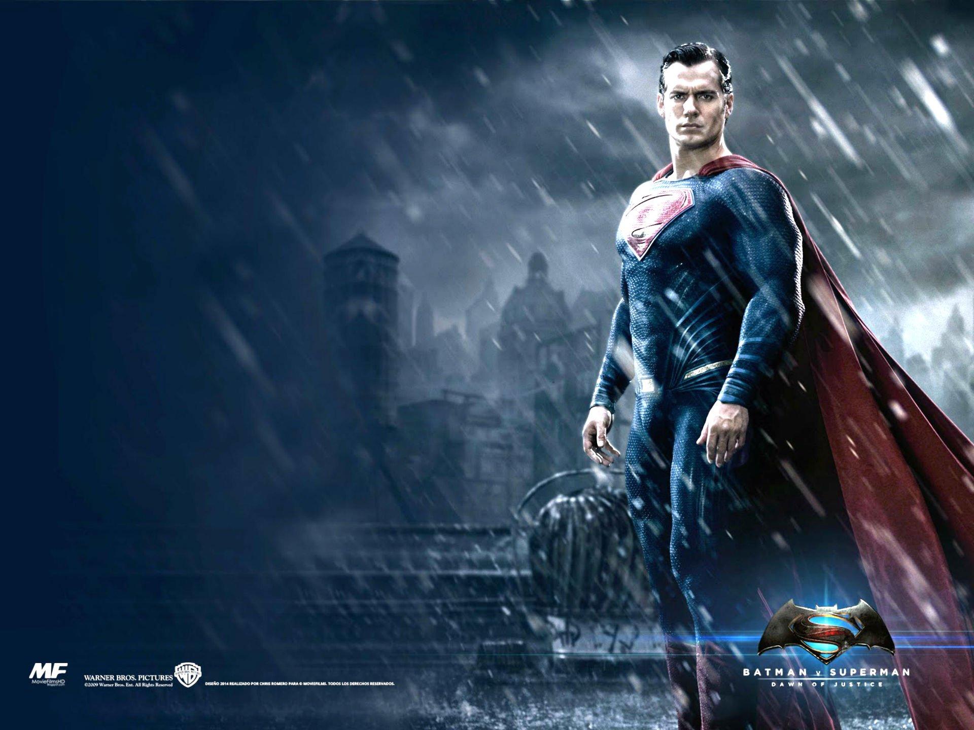 Batman v Superman Dawn Of Justice Movie Wallpaper