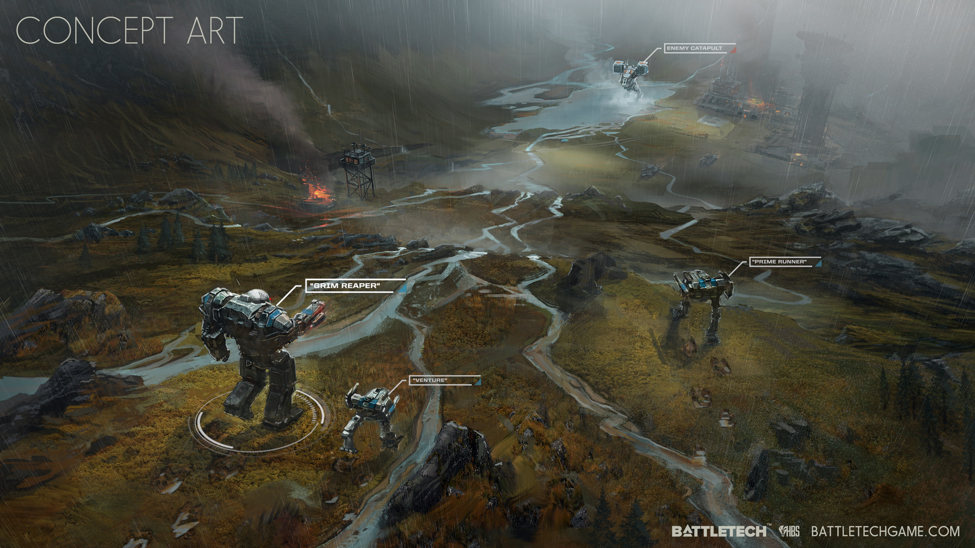 BattleTech HD Wallpapers That Need to Be Your New