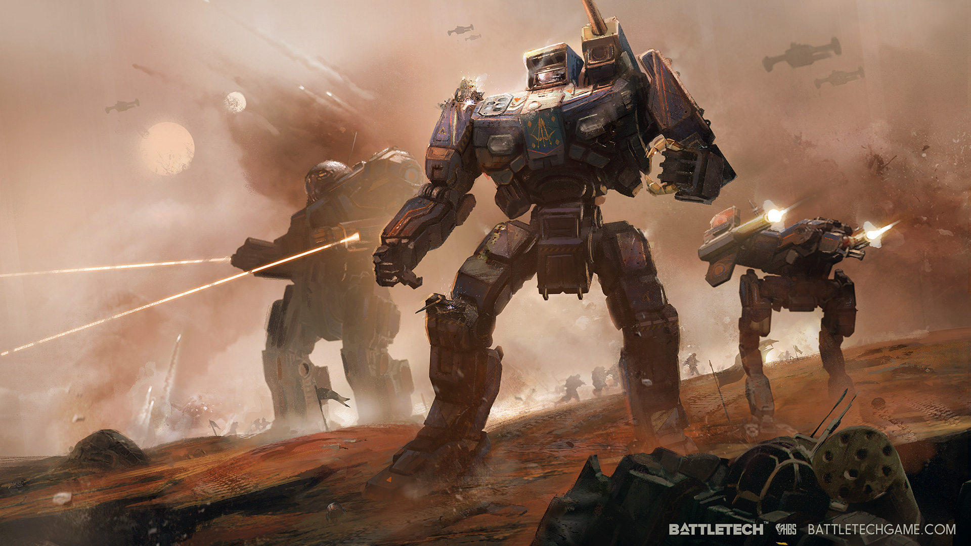 BATTLETECH Delayed To Early Multiplayer Backer Beta Coming