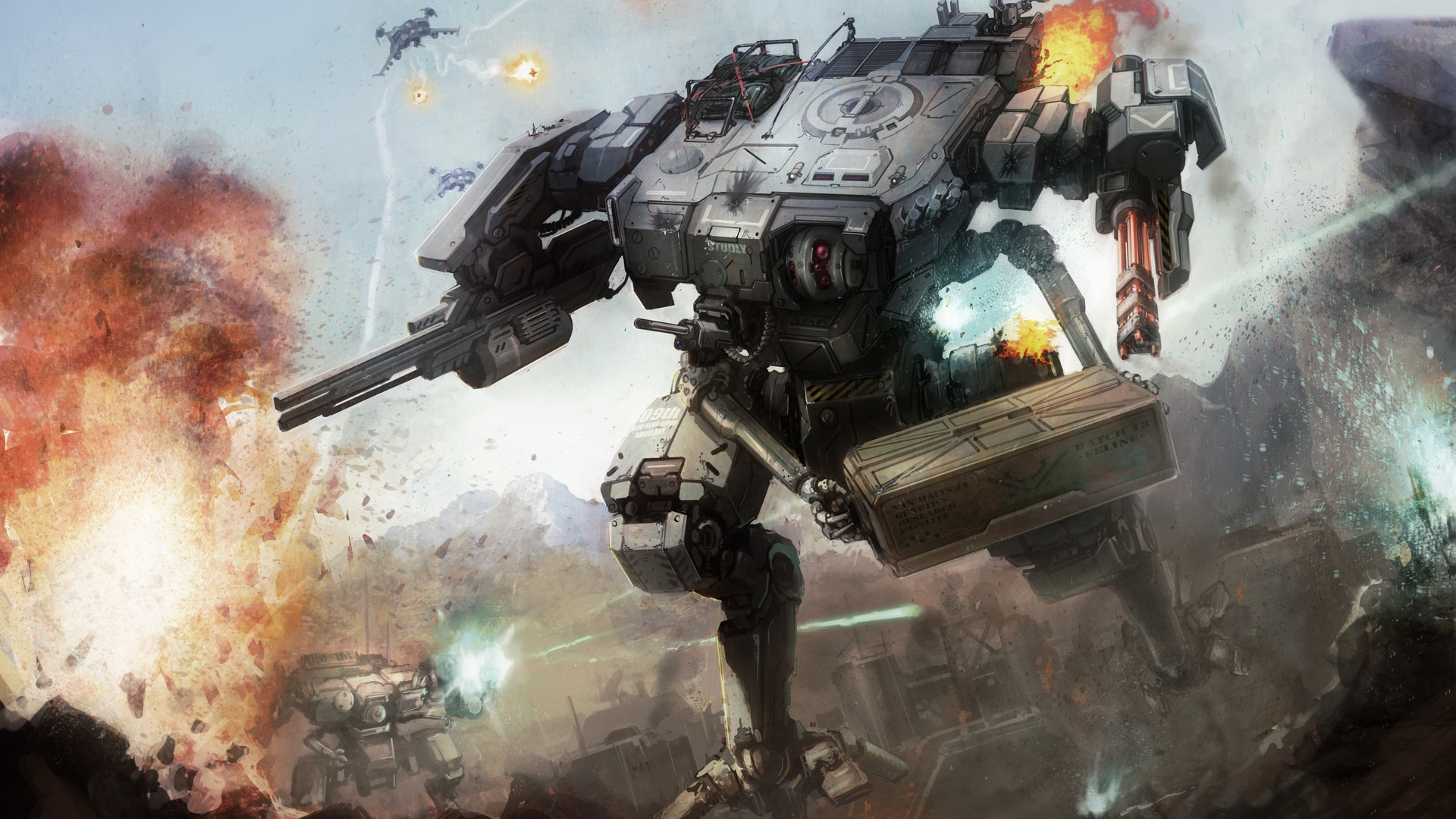 Battletech May contain spoilers Gaming Mudspike