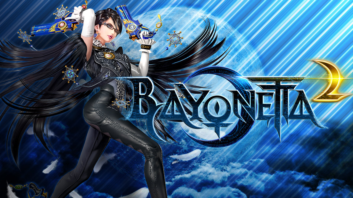 Bayonetta Wallpaper by shadowayaever on DeviantArt 1192x670