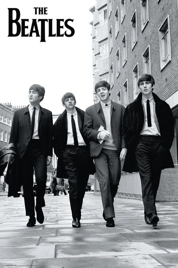 The Beatles Wallpaper For Iphone Background HD