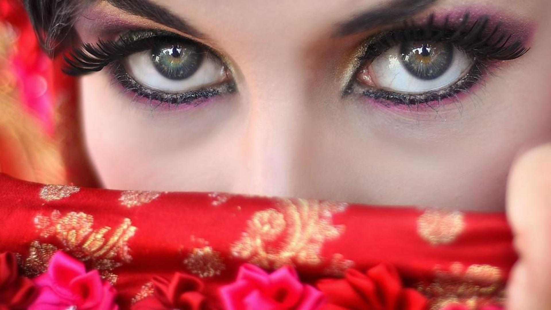 Beautiful Girl Eyes HD Wallpapers  HD Wallpapers Pop 1920x1080