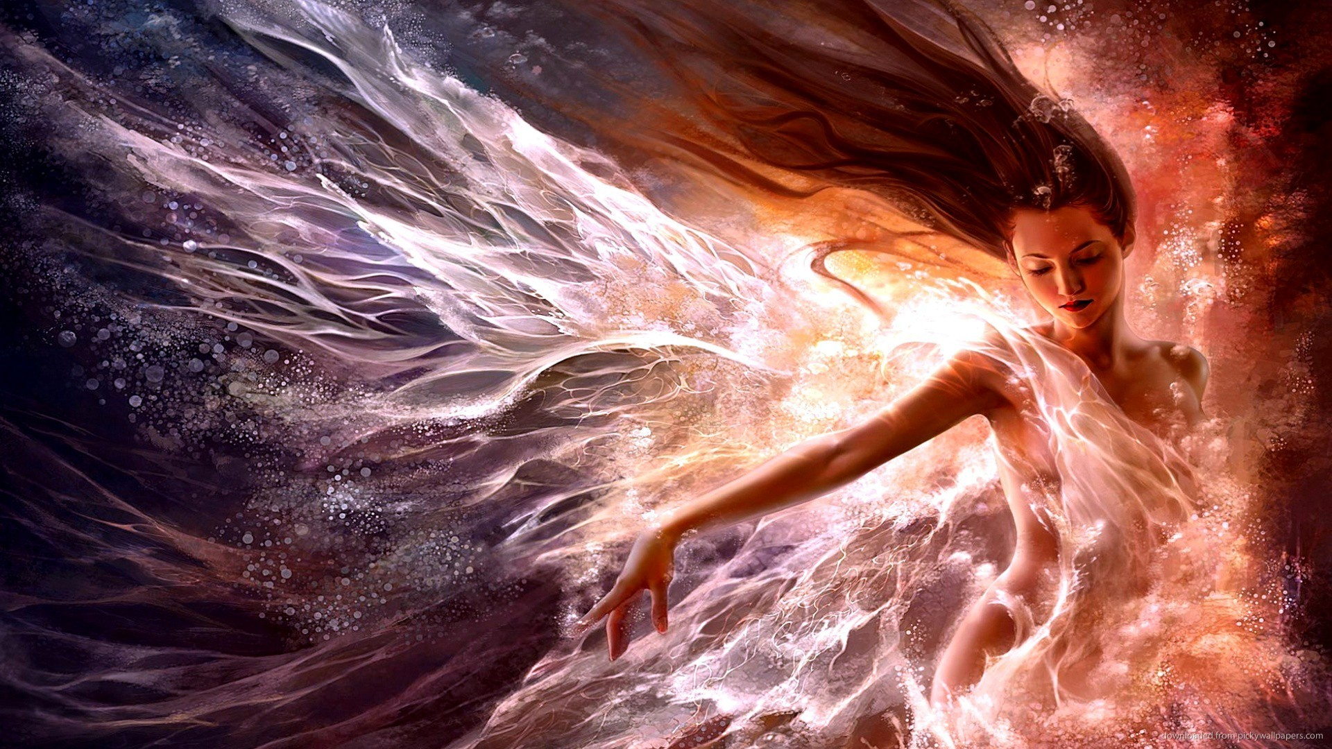 Collection of fairy wallpaper hd on hdwallpapers 1920x1080 voltagebd Image collections
