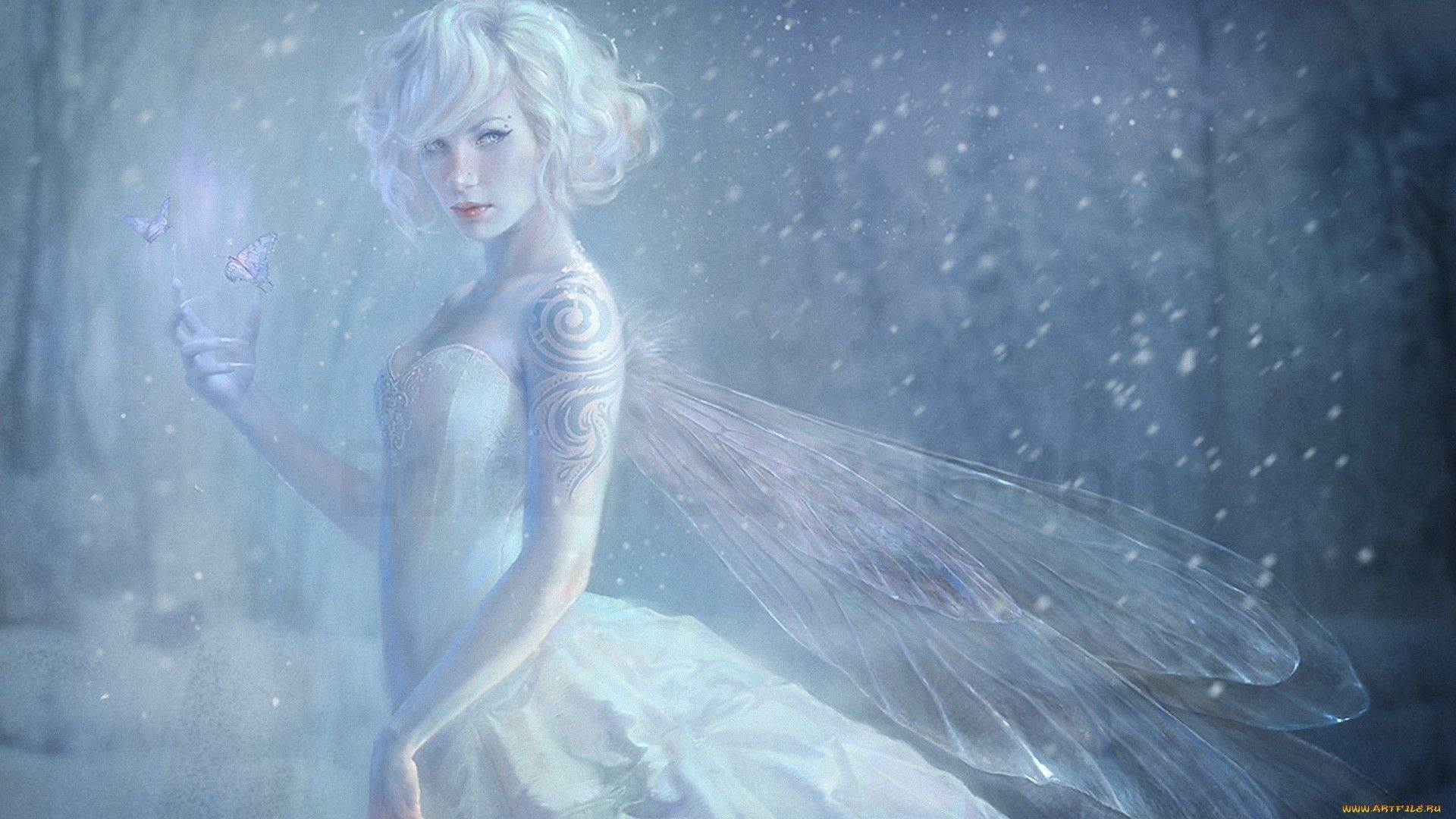 Pretty Fairy Wallpapers  Wallpaper  1920x1080
