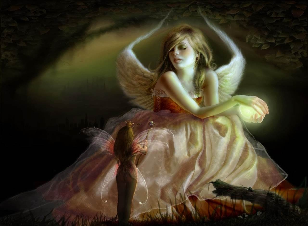 Pretty Fairy Wallpapers Group  1280x940