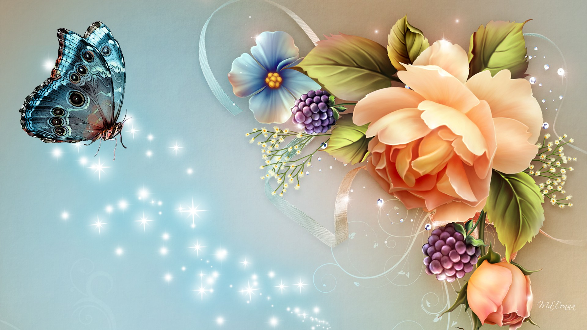 Beautiful Wallpaper Free Download   1920x1080