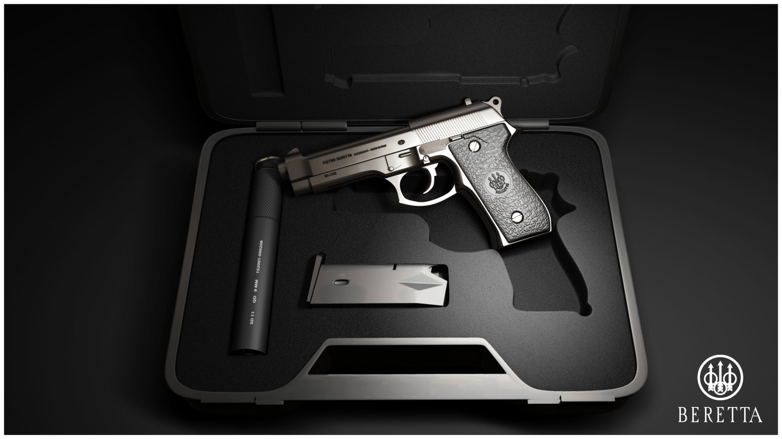 images about Beretta on Pinterest  Pistols, Pain depices 1600x900