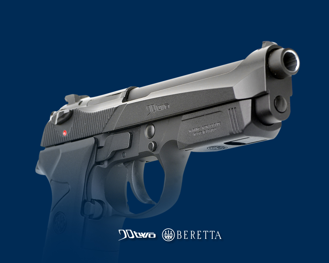 Beretta Elite Pistol Computer Wallpapers, Desktop Backgrounds 1280x1024