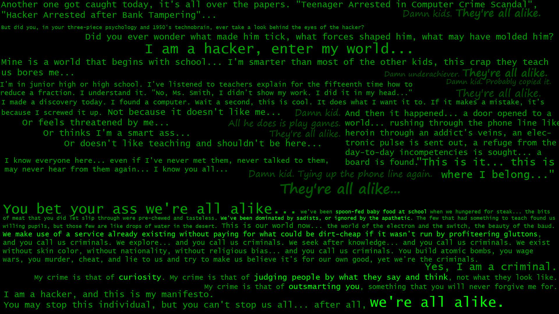 Hacking Wallpapers Free by