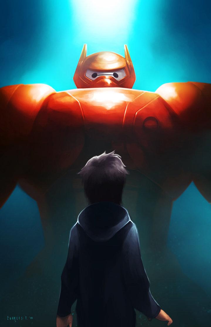 Big Hero Desktop Wallpaper THIS 719x1111