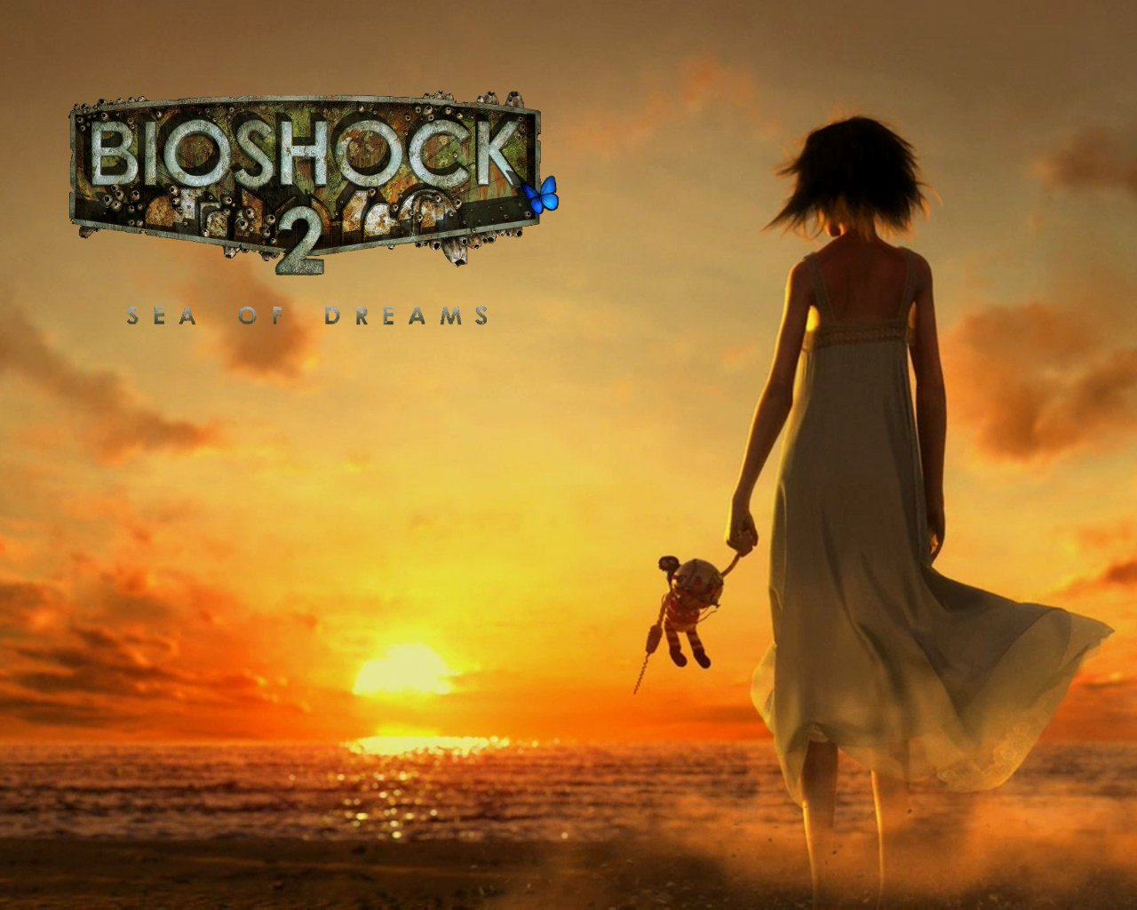 Bioshock Desktop Wallpapers Group  1280x1024