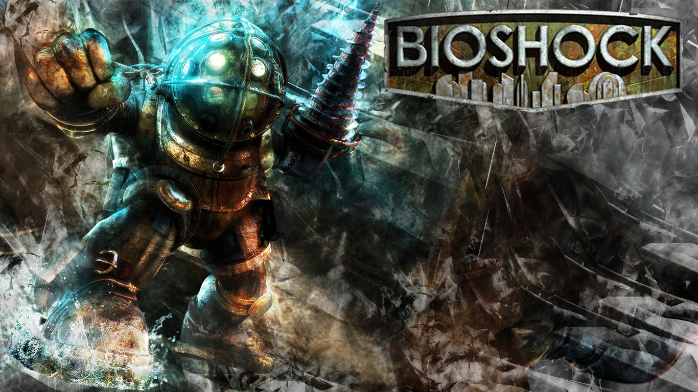 Bioshock Wallpapers Best 1366x768