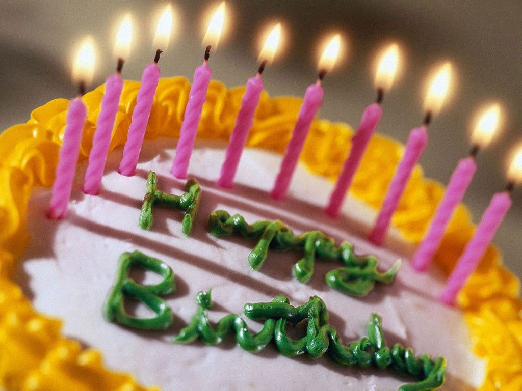Happy Birthday Cake Images And Wallpaper For Fb And Whatsapp 1024x768