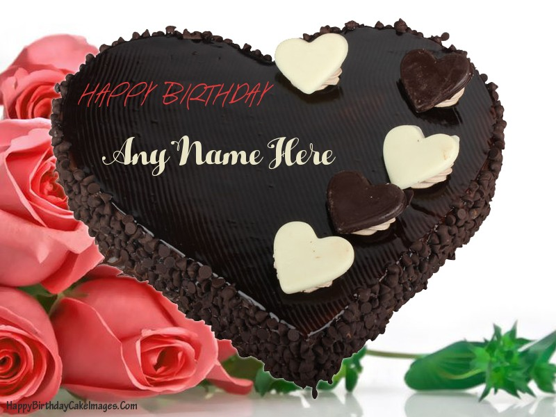 Birthday Cake Images Hd With Name Editor