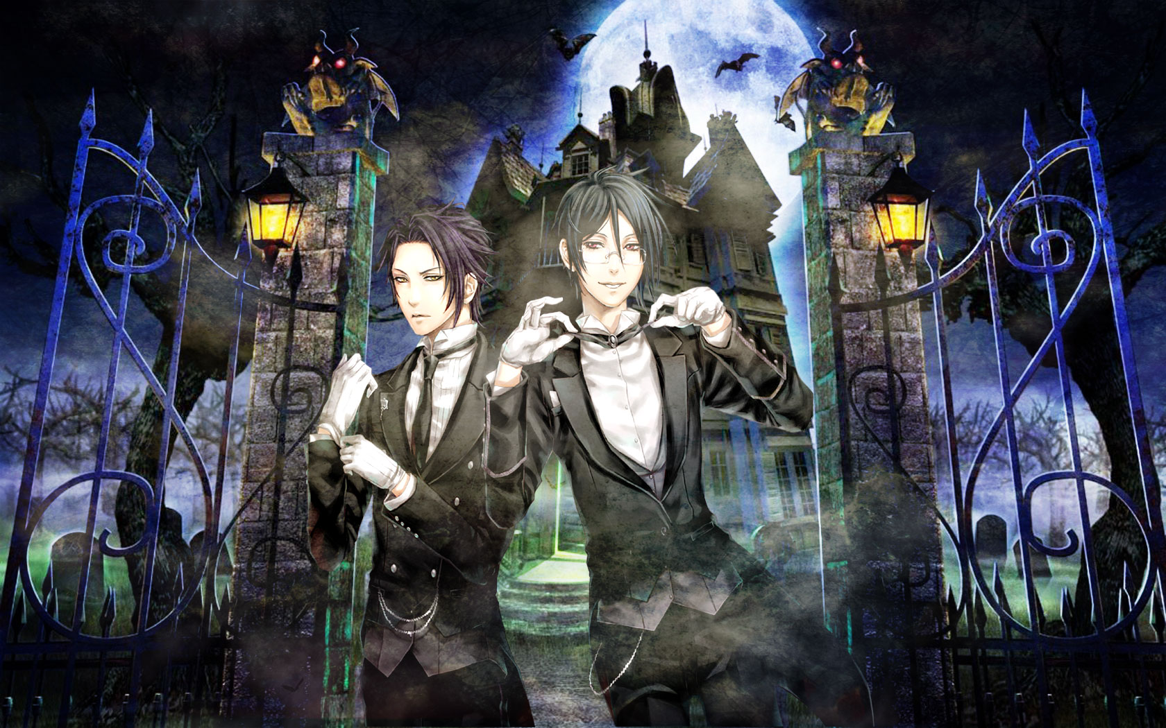 Images About Black Butler On Pinterest Chibi 1680x1050