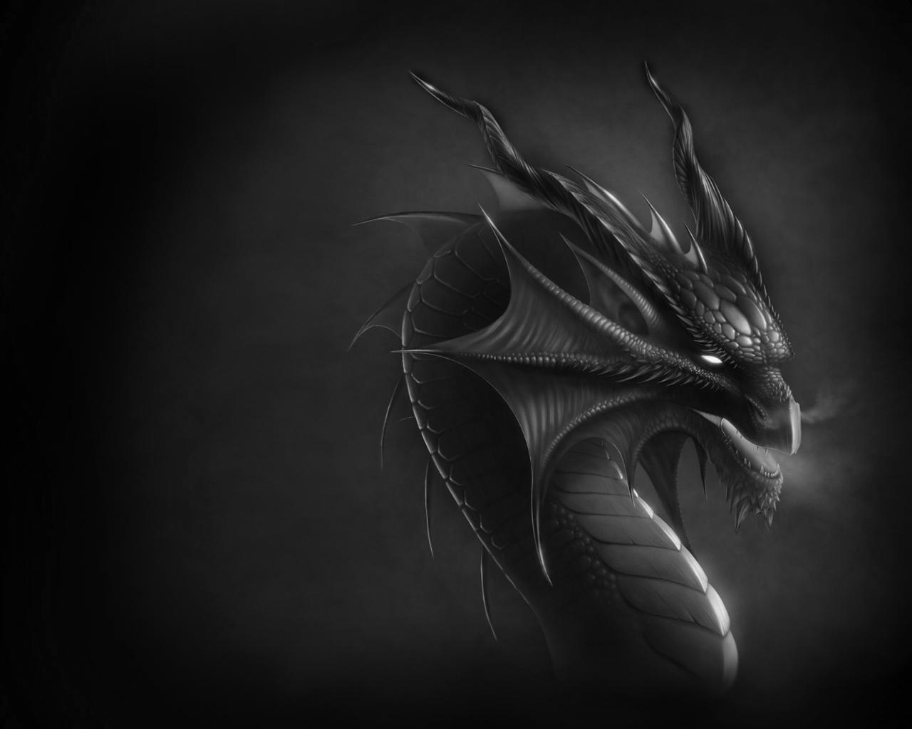 Top Hd Dragon Wallpapers Images Backgrounds Desktop 1280x1024
