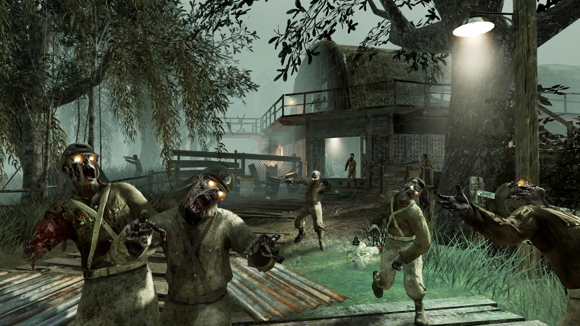 Call Of Duty Black Ops Zombies Wallpapers Group 1900x1069