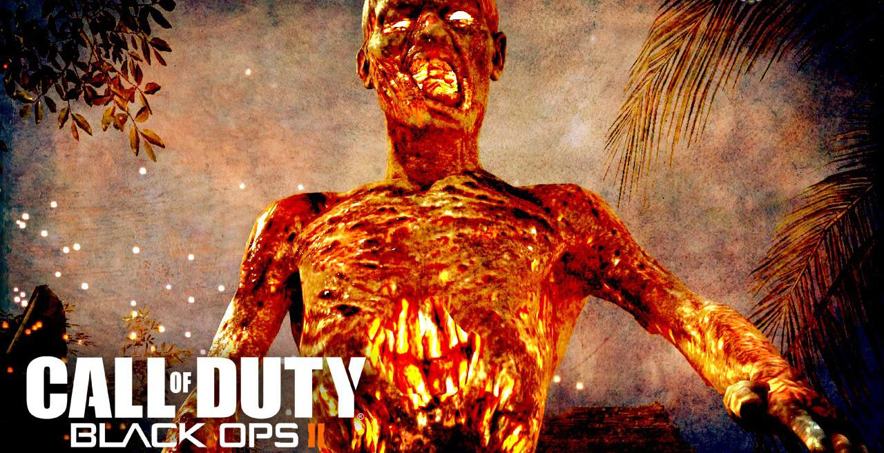 Black Ops Zombies HD Wallpapers Backgrounds 1280x656
