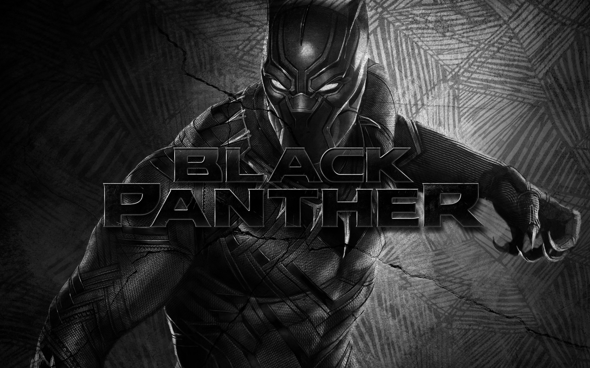 Black Panther Wallpaper by AdminCap on